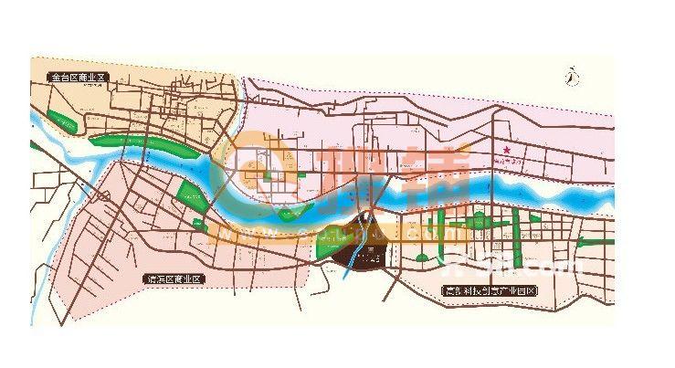 石鼓至塔城地图