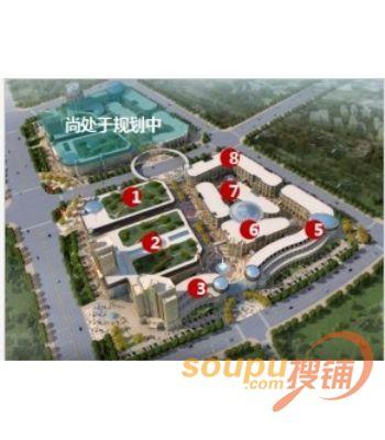 津南葛沽镇购物中心