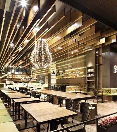 香港设计团队,专注餐饮连锁店装修