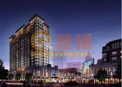 江西横峰城市综合体尚城国际