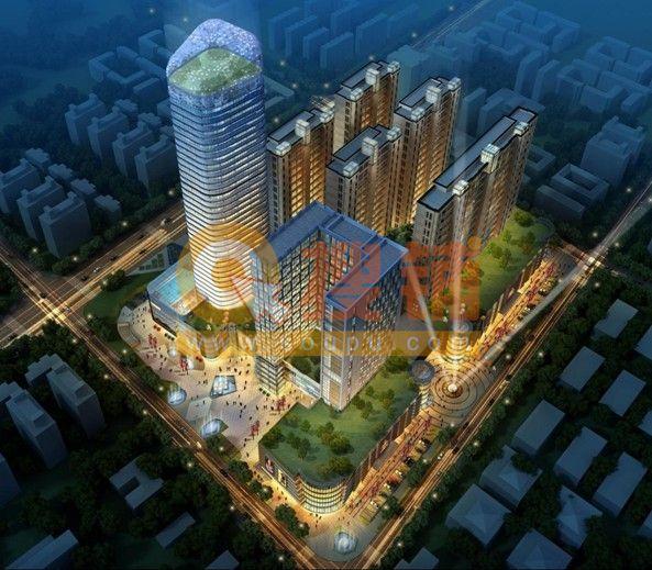 南通华融和生国际商业广场