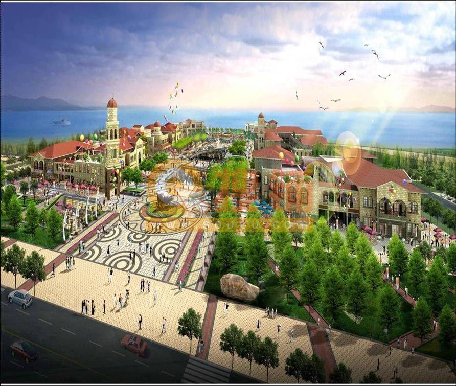 唐岛湾滨海广场