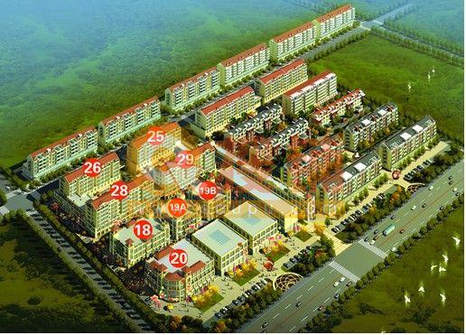 潍坊滨海国际购物广场