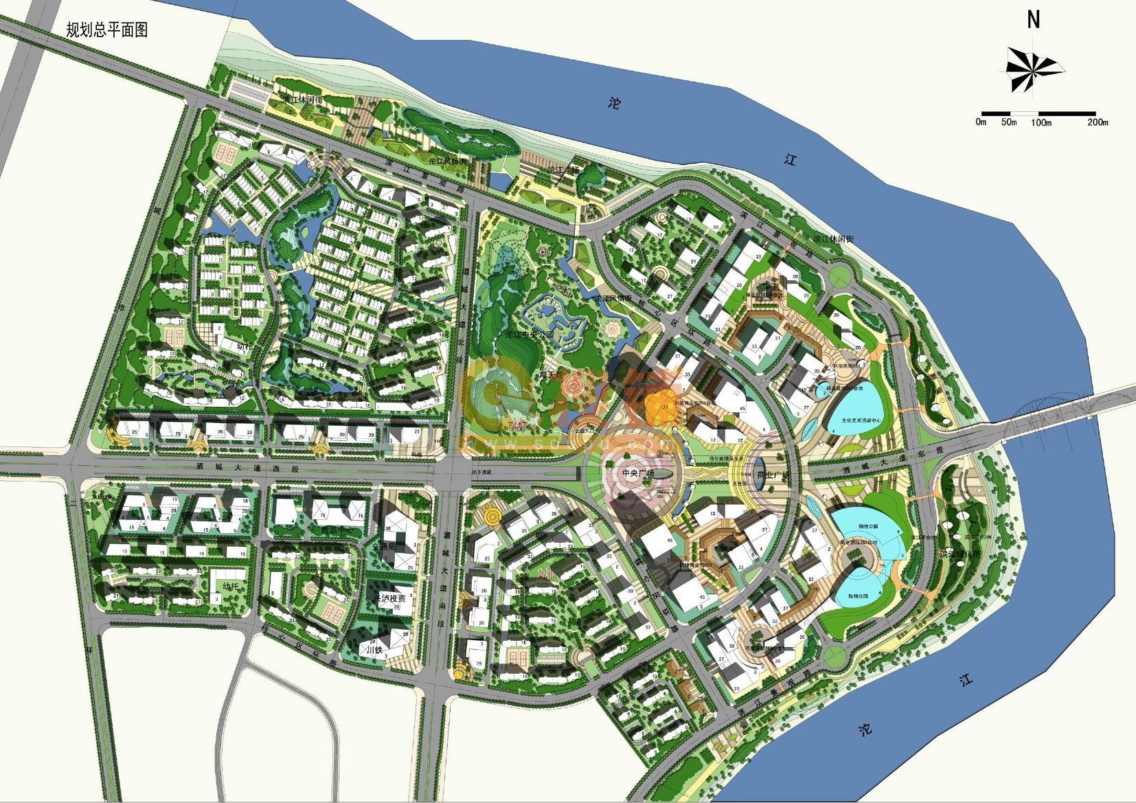 佳乐世纪城高清图片