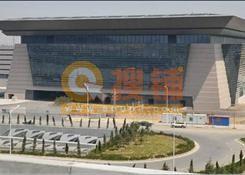 郑州高铁站旁长途客运站内三层商业