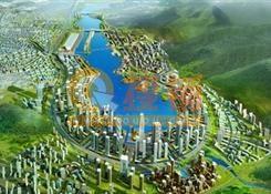 长沙 梅溪湖国际新城