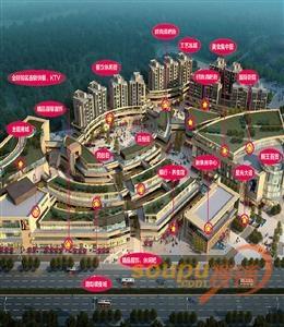朗玉城购物公园
