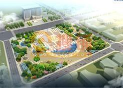 河南林州锦民人民广场购物中心
