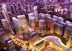 西宁水井巷中央商务区