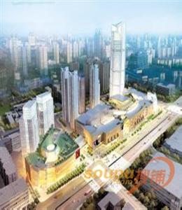 天津中心全球美食汇