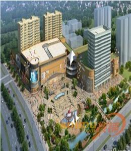 阳谷新世界广场