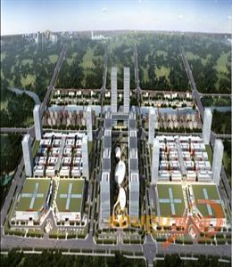 金桥国际商贸城