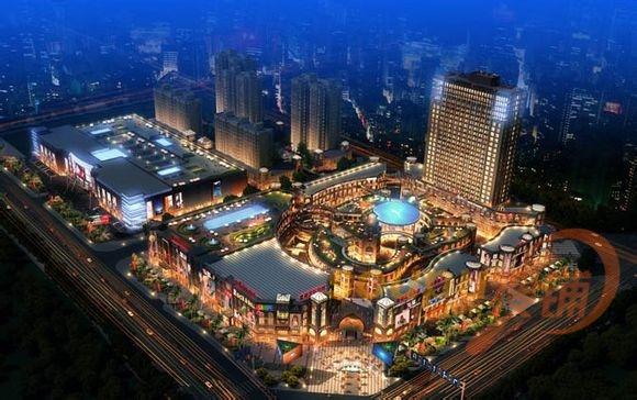 阳江新都汇时代广场