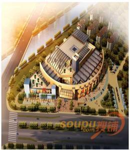 恒茂红谷新城商业广场