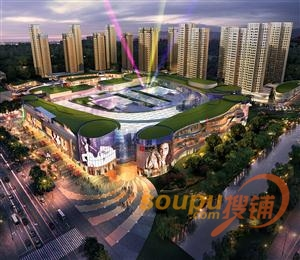 宁波东部新城银泰城