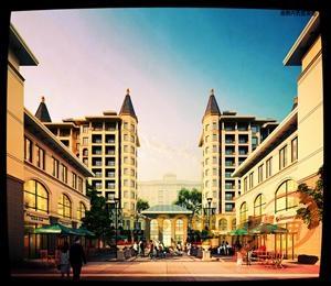 松原奥林匹克风情商业街