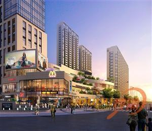 宁波巴丽新地商业广场