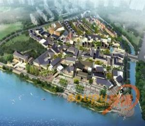 黄山黎阳文化旅游区
