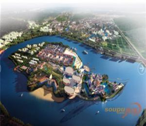 济宁泗水无限界影视城