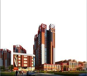 贺州钟山至尊国际优越商城