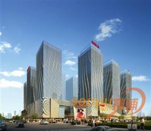 北京华联银川悦海新天地购物中心