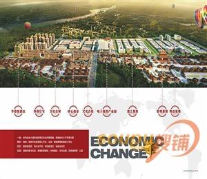 中国·岐山国际服装商贸产业园