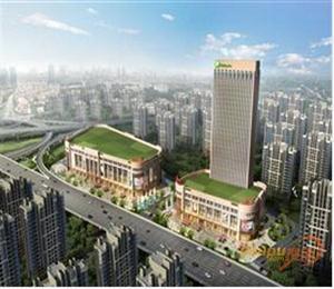 汉阳江腾广场