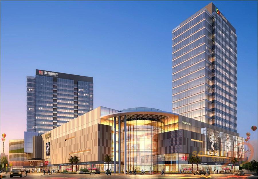 南京海伦城市广场