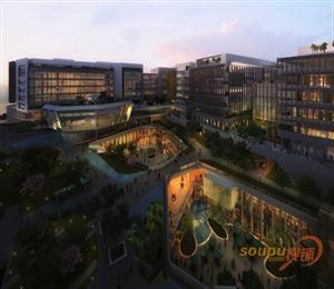 上海虹桥绿谷广场