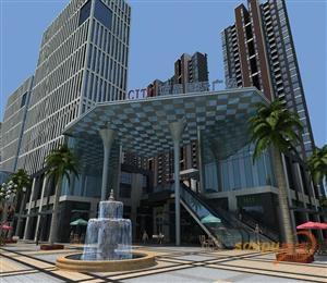 武汉蓝晶国际PLAY商业街