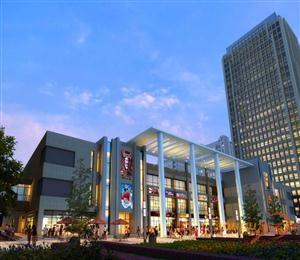 武汉现代光谷世贸中心世贸汇