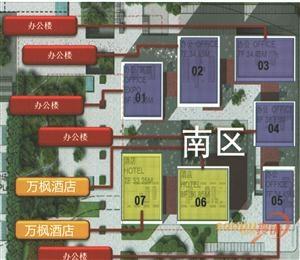 太原南站万枫商业广场