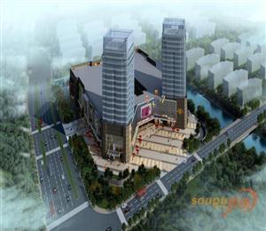 无锡盛唐乐享城购物中心