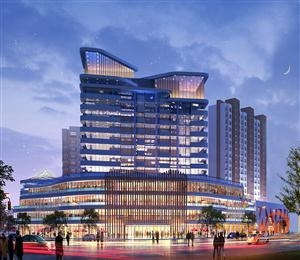 亿晨国际购物中心