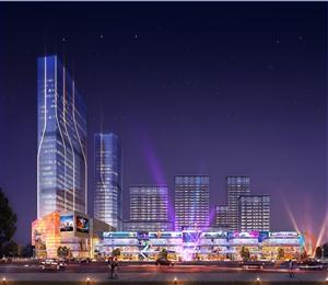 华夏之心(杭州未来科技城CBD)