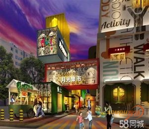 鄞州中河 东裕 十里街区 商业广场