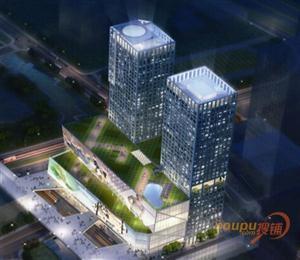 深圳鹏润达商业广场