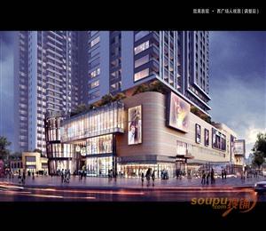 广西贵港桂平凤凰城·城市综合体