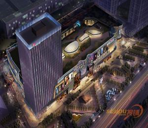 南京万汇城购物中心