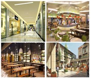 上海宝山场北商业广场