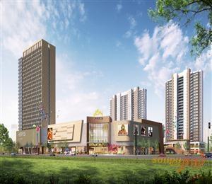 广西北流市-荣顾购物公园