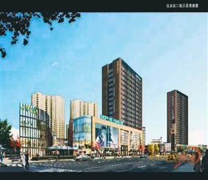 武义-桐琴佳源中心广场