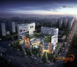 南京麒麟新市镇社区中心