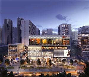 地铁万科·杭行荟Mo-Mall