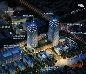 湖州南浔未来广场