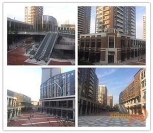 金湖艺境城商业街区