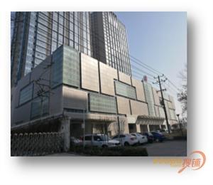 炫彩soho商业群楼