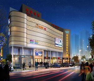 南昌苏尔玛购物广场