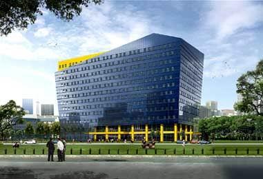 牛顿办公区商业项目