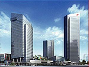 广州报业文化广场